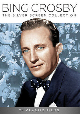 Bing Crosby: The Silver Screen Collection (DVD,2014)