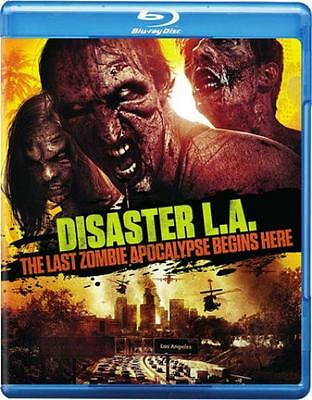 Disaster L.A.: The Last Zombie Apocalypse Begins Here (DVD,2014)
