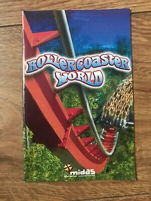 ROLLERCOASTER TYCOON WORLD Deluxe Edition PC (Steam Download