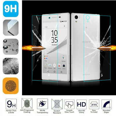 Gorilla Genuine Tempered Glass Screen Protector Protection For Sony Xperia