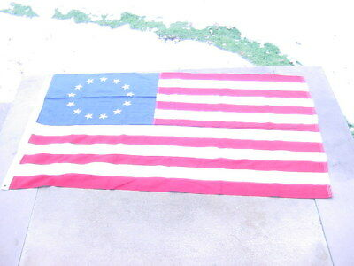 BETSY ROSS 100% Cotton Flag - Small 3x5 Dettra Flags