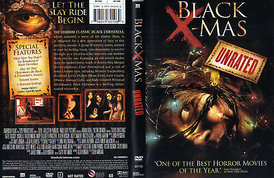 Black Christmas (DVD, 2007, Unrated Widescreen) Horror Free Ship #1018DBN