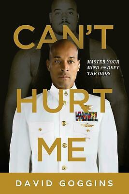 Can't Hurt Me Master Your by David Goggins  (E-BooK)-{PDF} ⚡Fast Delivery(10s)⚡