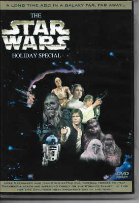 The Star Wars Holiday Special DVD EX Condition