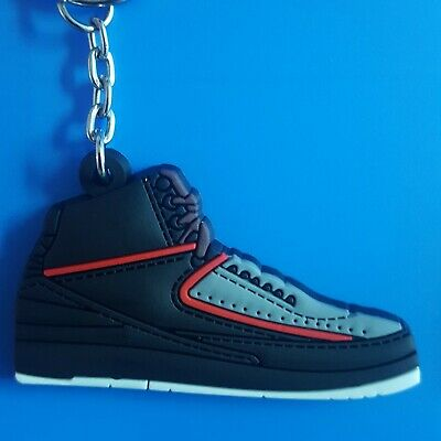 new concept 98d64 7d989 Porte cles Nike Air Jordan 2 Retro alternate 87