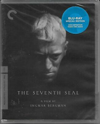 Blu-ray: The Seventh Seal (Ingmar Bergman, 2009, Criterion Collection #11) New