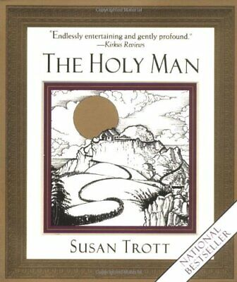 The Holy Man by Trott, Susan Paperback Book The Cheap Fast Free Post
