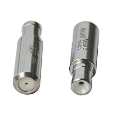 2PC Electric Discharge Machine (EDM) Parts Drill Ceramic Electrode Guide 0.25mm