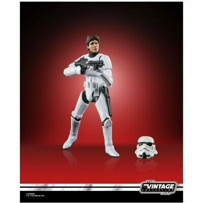 Star Wars The Vintage Collection Han Solo Stormtrooper Action Figure NEW
