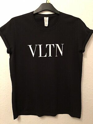 VALENTINO Inspired T shirts Sealed Without Tags Black Or White S-XL Mens Ladies