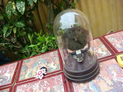Vintage BULLE  Electric Electromagnetic   Dome Mantle Clock