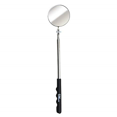 "19/"" Autocraft Telescoping Inspection Mirror Extends From13/"""