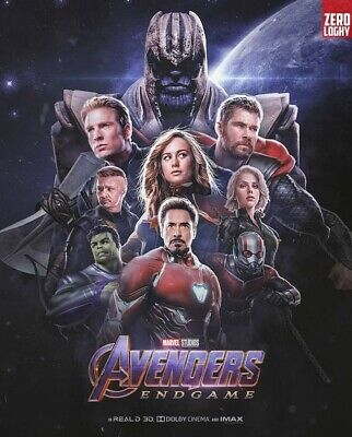 Avengers:End Game tickets (2) San Diego Premiere Night April 25th