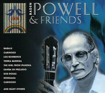 Various - Baden Powell & Friends - Various CD 3TVG The Cheap Fast Free Post The