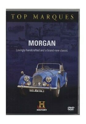 Top Marque Cars - Morgan - Classic (DVD) - DVD  MWVG The Cheap Fast Free Post