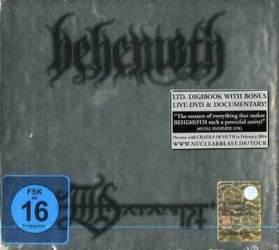 Behemoth - The Satanist - Behemoth CD H2VG The Cheap Fast Free Post The Cheap