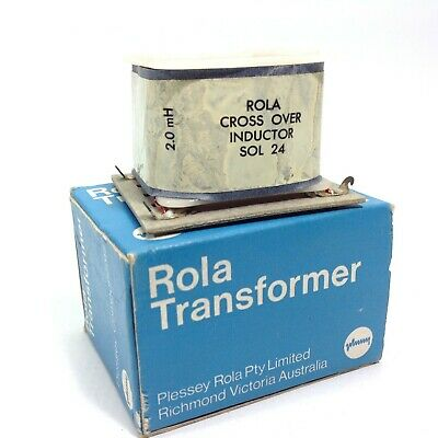 NOS Rola Cross Over Inductor SOL 24