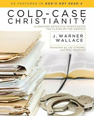 Cold- Case Christianity by Wallace, J. Warner Book The Fast Free Shipping