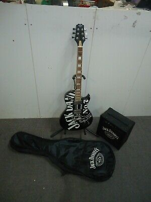 JACK DANIEL'S OLD No 7 GUITAR AND AMP PACKAGE