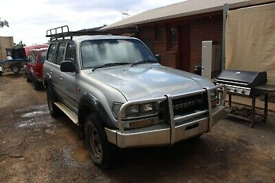 1993 Toyota Landcruiser GXL Manual 4WD