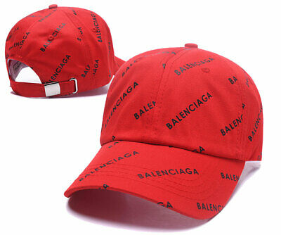 4e517c4dc4c37 New Balenciaga² lowercase letter logo baseball cap embroidery adjustable hat  2
