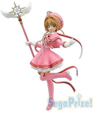 Card Captor Sakura Clear Card Premium Figure Kinomoto Sakura Japan