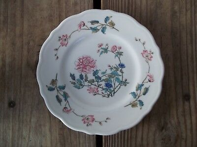 Syracuse China Summerdale Floral Plate Bread Butter Sandwich Salad 6-1/2 inch
