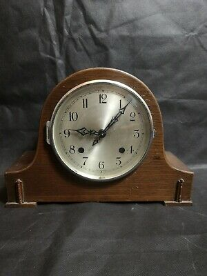 Large Antique/vintage Chiming/bell Mantle Clock