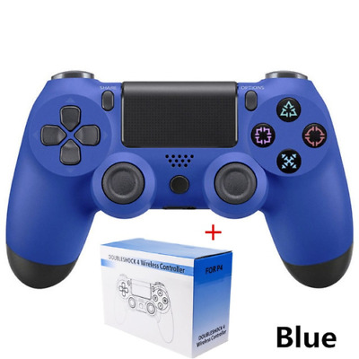 Manette PS4 PS3 PC Sans Fil Dual Shock 4 Playstation 4 Bluetooth bleu
