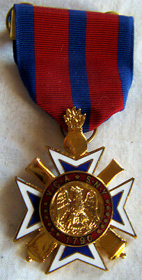 DEC3807 - Veteran Corps of Artillery of the State of New York MEDAL - USA