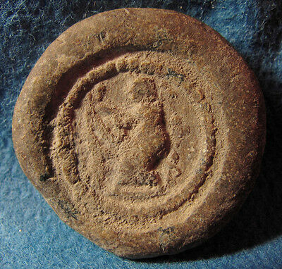 Ancient EGYPT, Uncertain mint Suposedly 1nd-3rd centuries AD. PB / Lead Tessera.