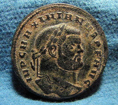 ancient Maximianus. First reign, AD 286-305. Æ Follis bronze coin