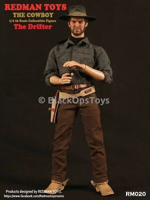 REDMAN TOYS RM034 The Cowboy The Bad 1//6 Scale Full Sets Male Figure Collectible