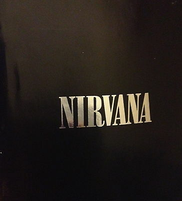 Nirvana - Nirvana 2002 CD album