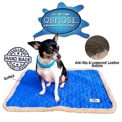 "Washable Reusable Puppy Pads - Double Thick Pet Training Pad, Single 20"" x 25"""