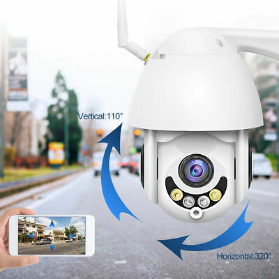 Full HD 1080P Wireless Camera 2MP Color Waterproof Outdoor Wifi Hot Security Cam