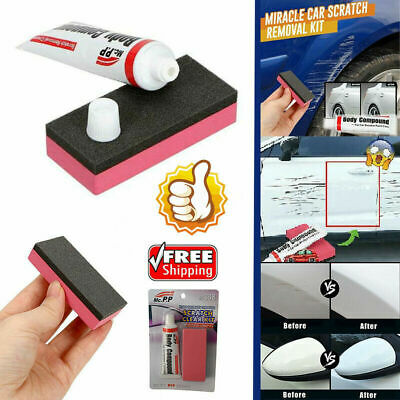2019 Miracle Car Scratch Removal Kit - Free Shipping