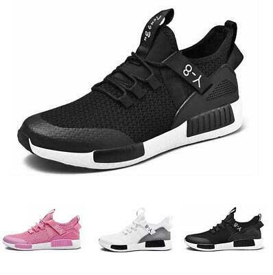 Men's & Women's Athletic Trainers Sneakers Running Sport Breathable Shoes Casual