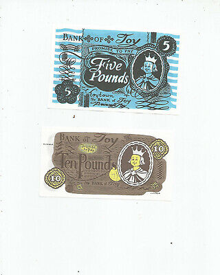 Bank  Of  Joy  Two  Notes
