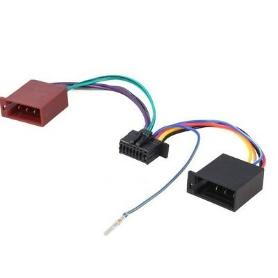Cable adaptateur ISO autoradio JVC KD-R484 KD-R482