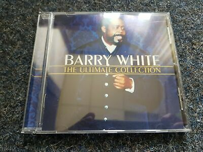 Barry White - The ultimate collection/ Greatest Hits CD