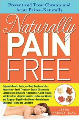 Naturally Pain Free: Prevent and Treat Chronic and Acute Pains-Naturally By Let