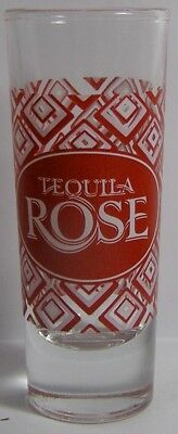 Tequila Rose Tall Shot Glass #4459