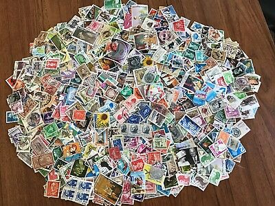 Worldwide off paper Stamps Lot 200 difference collection selected nice random G7