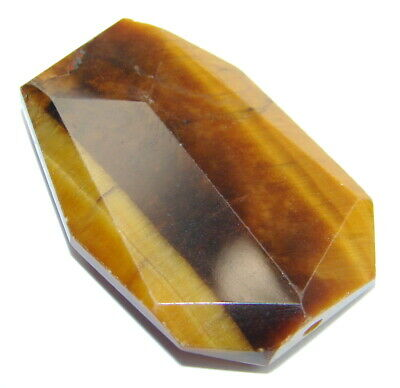 Natural Amazing golden tigers's eye 68.5ct   loose stone from SilverRush Style