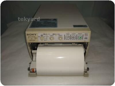 Sony Up-895Md Video Graphic Printer @ (221001)