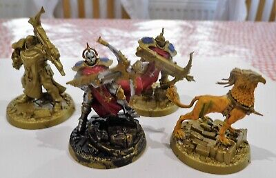 Games Workshop Aos Castigators With Gryph-Hound