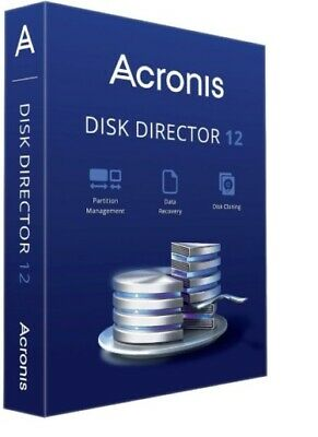 Acronis Disk Director 12 | Lifetime License Key | Fast Email Delivery