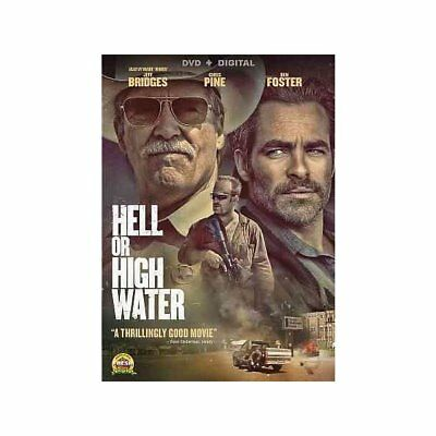 Hell Or High Water [DVD + Digital],Very Good DVD, Terry Dale Parks, Dale Dickey,