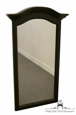 ETHAN ALLEN Antiqued Pine Old Tavern 29x51 Dresser/ Wall Mirror 12-5020
